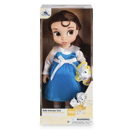 Belle animators doll, disney. Бэль аниматор
