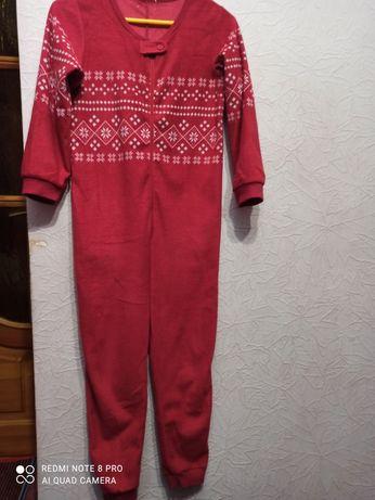 Пижама - слип (флис)