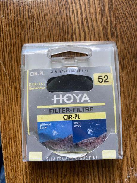 Filtro Hoya Circular Polarizado 52mm