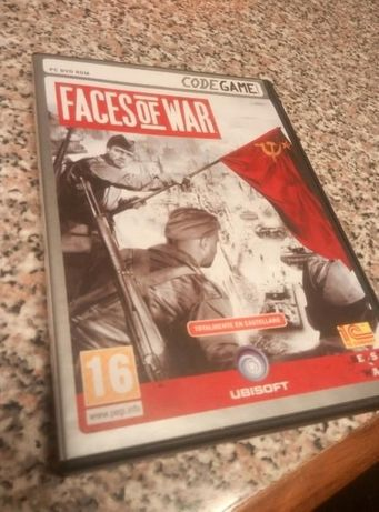 Jogo: Faces of War (PC)