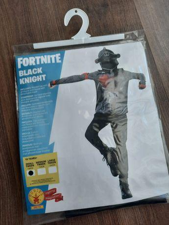 Disfarce Carnaval - Fortnite - Black Knight - 10 Anos