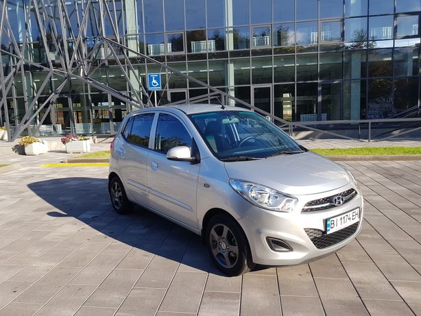 Hyundai i10 АКПП 1.1 ГАЗ конкурент Getz Picanto pegot 207 Corsa Colt