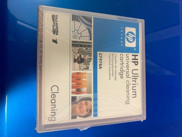 HP Ultrium - universal cleaning cartridge C7978A