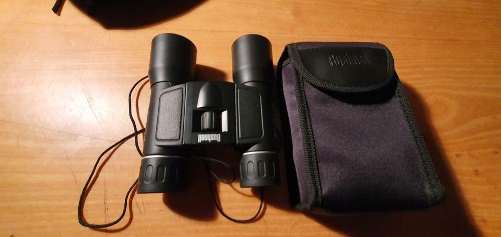 Lornetka Bushnell PowerView 10x32 Grzybno - image 1