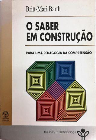 O saber em Construção