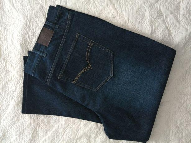 Spodnie męskie forge duże