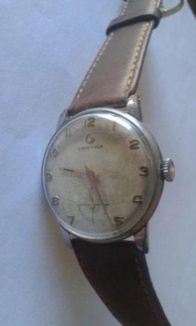 Relógio antigo mecânico (a corda), Certina 330, Swiss