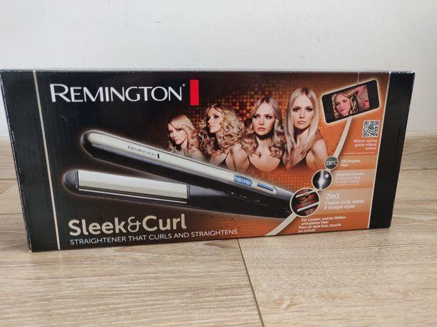 Prostownica Remington Sleek&Curl S6500