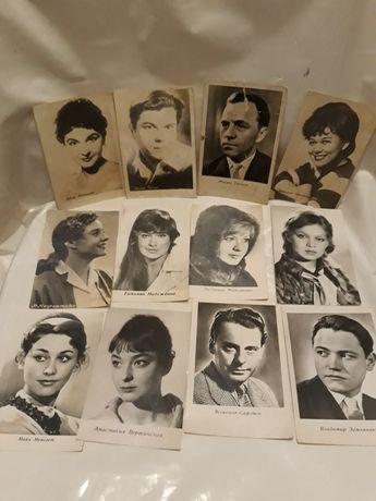 Фото актёров советского времени