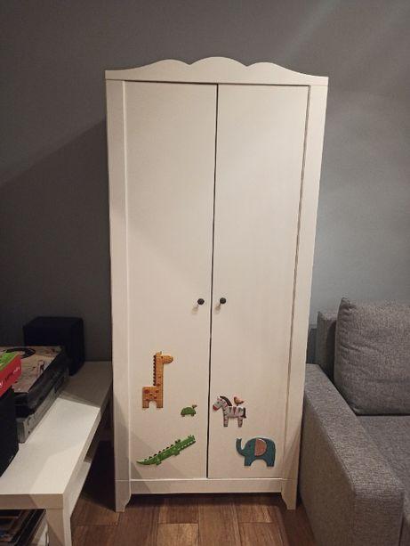szafa pokój dziecięcy Ikea