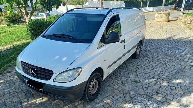Mercedes vito 115 cdi ( longa)