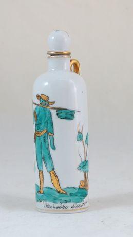 Garrafa Artibus Peixeiro Lisboa 1809; Marcada como é mostrado; 13cm