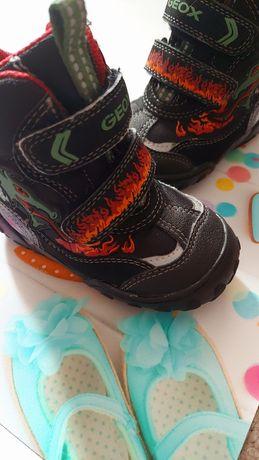 Ботинки Geox tex
