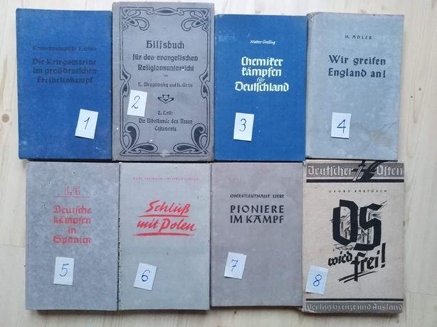 Zestaw książek kolekcjonerskich