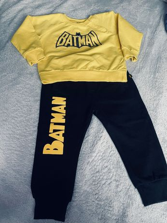 Dres dziecięcy Batman