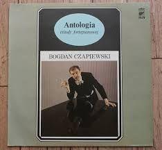 Bogdan Czapiewski Antologia LP winyl