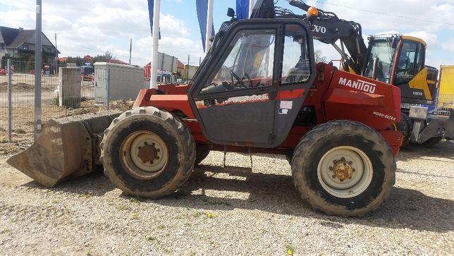 Manitou MLT 630Turbo 4x4
