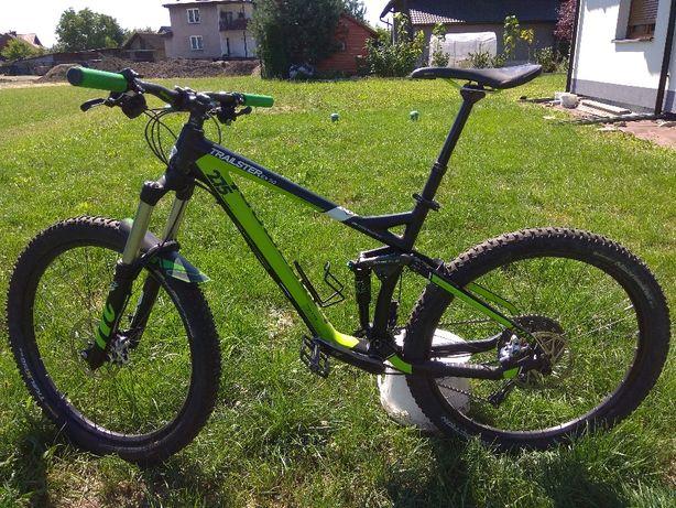 Rower górski Bergamont Trailster EX 7.0, rozm M, modyfikacje, enduro