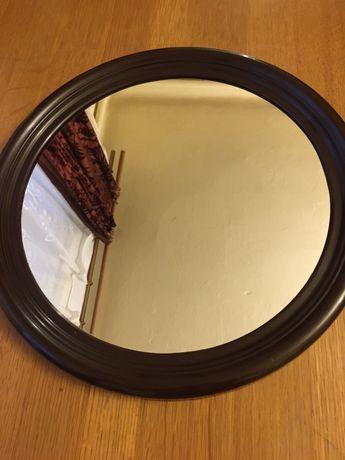 Stare lustro okrągłe