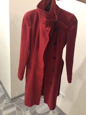 Пальто next 6 размер, xs