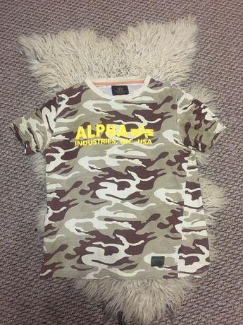 футболака alpha industries