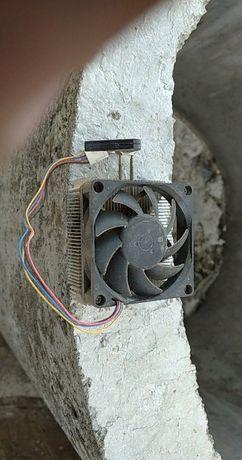 Кулер, система охлаждения для процессора, AMD AM3, AM3+ socket, с ради