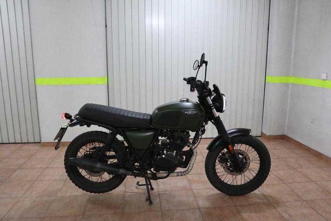 Mota 125cc, BRIXTON BX Scrambler