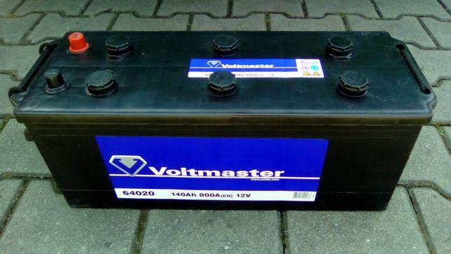 Akumulator Voltmaster Nowy 140Ah 800A 12V