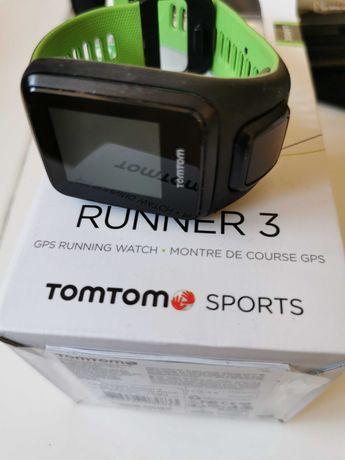 Zegarek treningowy Tomtom Runner 3