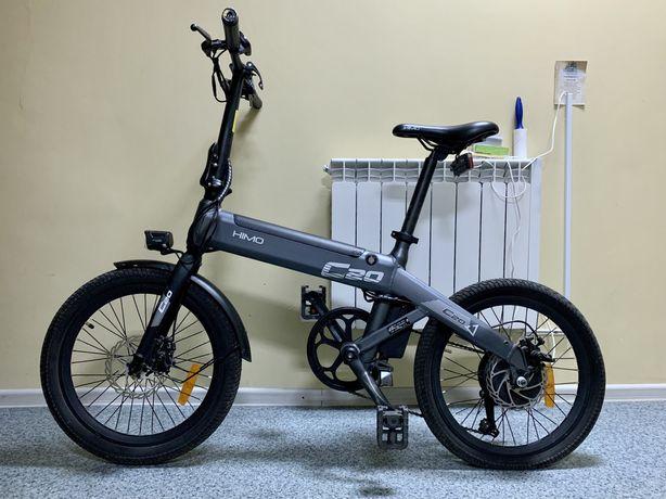 Электровелосипед, велосипед Xiaomi Himo C20 Grey, отличное состояние!