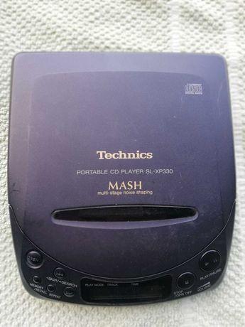 Sprzedam Discman Technics, używany