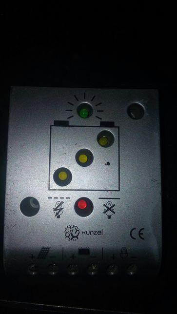 Controlador de carga 12 v