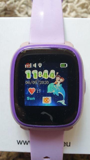 Zegarek Garret z GPS dla dziecka