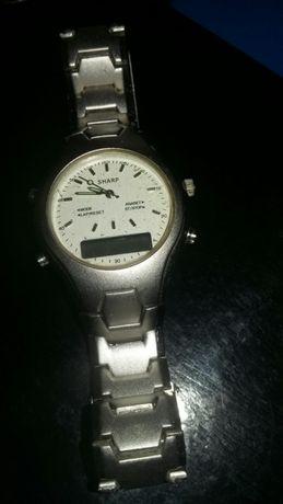 Stary zegarek sharp