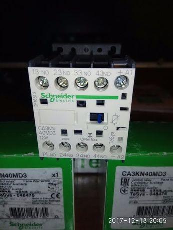 Контактор Schneider Electric CA3KN40MD3