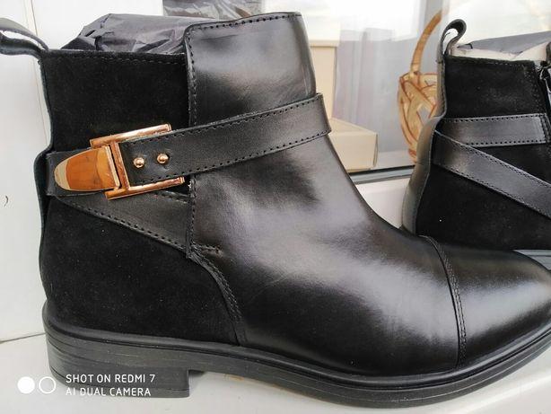 Женские ботиночки Esmara 38 разм(25-25.5см по стельке)