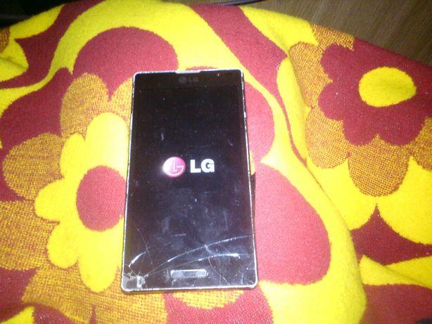 Telefon LG-P760 Uszkodzony.