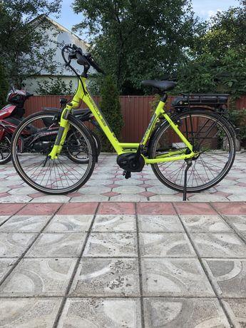 Электровелосипед Hercules