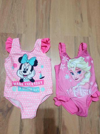Stroje kąpielowe dla Dziewczynki roz 80 i 86