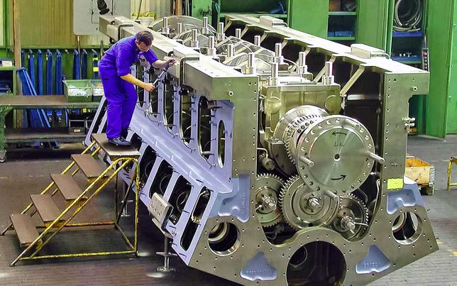 СТО.Капремонт двигателей на все  авто.