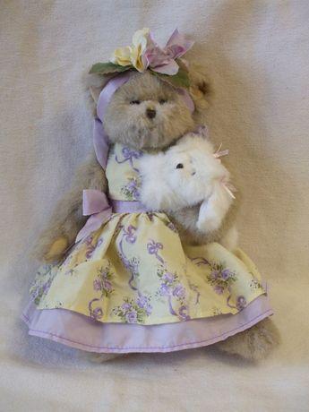 коллекционный мишка медведь bearington bears