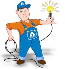 Послуги електрика . прокладання електрообладнанч проводів та інше !