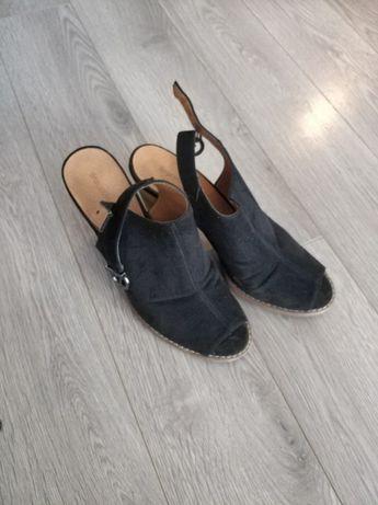 Buty czarne  r 40
