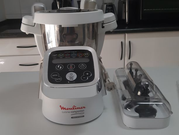 Robot de cozinha Moulinex Cuisine Companion