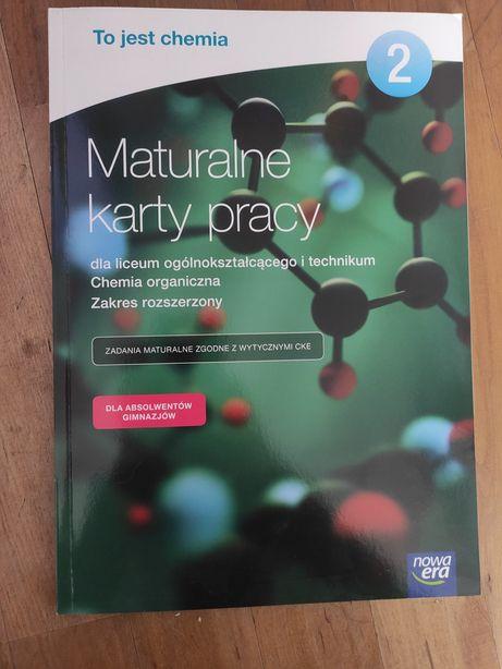 Maturalne karty pracy z chemii 2