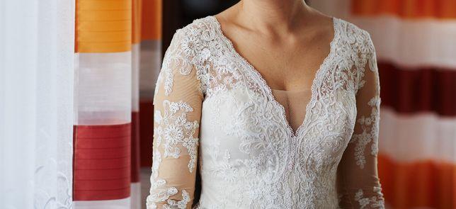 Sprzedam suknię ślubną Afrodyta Surina.