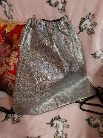 Holograficzny plecak typu worek Bruno Rossi Collection