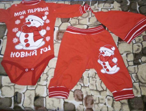 Детский новогодний костюмчик