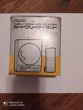 Head Cleaning Card Nintendo Retro FDS Famicom