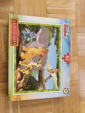 Puzzle 63 elementy